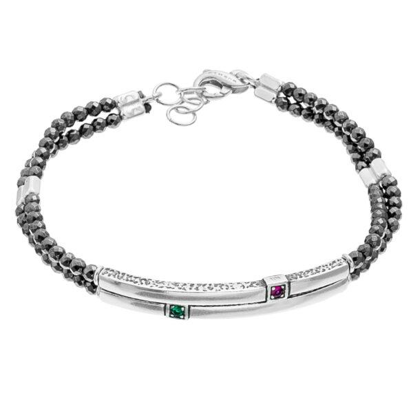 Soulman - Armband aus Sterlingsilber - handgefertigt - made in Italy