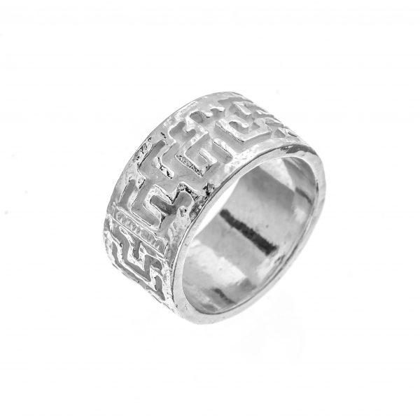 Rebel Ring - Silberschmuck - made in Italy - Athena Gioielli