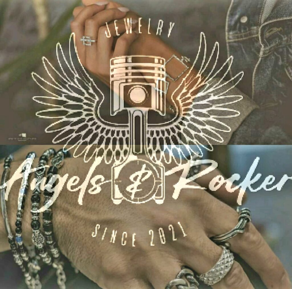 Angels-Rocker - Silberschmuck - made in Italy